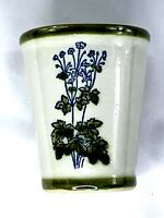 Louisville Stoneware Kentucky Mint Julep Cup and Recipe