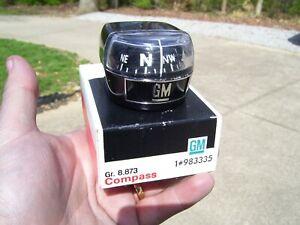 Vintage nos original gm Compass gauge guide tool chevy camaro Buick olds ls part