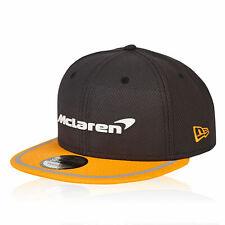 McLaren Official 2018 Team Cap Hat Headwear New Era 9FIFTY Mens Fanatics
