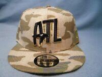 New Era 9Fifty Atlanta Hawks Combo Camo Snapback BRAND NEW hat cap NBA ATL