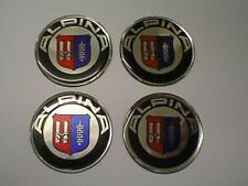 50mm Alloy Wheel Center Centre Badges (A4)