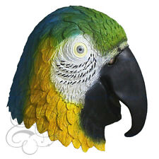 Latex Full Head Animal Parrot Bird High Quality Fancy Dress Stag Carnival Mask