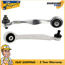 [2 Piece Front Left Set] 1 Front And 1 Rear Upper Control Arm Fits An Audi Or Vw