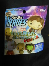 "PINT SIZED HEROES ""GUARDIANS OF THE GALAXY VOL. 2"" 1 X BLIND BAG VINYL FIGURE (F"