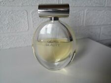 Calvin Klein Sheer Beauty part used 50ml EDT PART USED