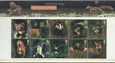 wbc. - GB - PRESENTATION PACK - 2004 - WOODLAND ANIMALS