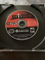 Nintendo GameCube BloodRayne Disc Only