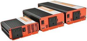 24V Pure Sine Wave Inverter 300W, Input voltage - 21.6 - 31Vdc [652.101UK]