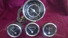 Ford Tractor 8N, 9N , 2N - Tacho,Temp, Oil Pressure, Amp Gauge Kit
