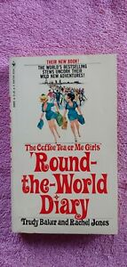 Round The-World Diary by Trudy Baker & Rachel Jones, 1971 Bantam PB, VG+