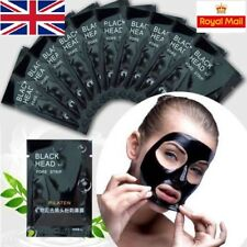 Pilaten Blackhead Pore Strip Remover Face Mask Charcoal Peel off Black Acne 6gms 1 Sachet X 6 GMS