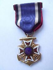 Rare Named Numbered General Society Of The War Of 1812 14K Gold Medal Engraved