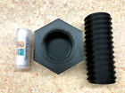 homemade plastic magnetic fake screw container  PE tube  logsheet EU