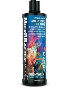 Brightwell Aquatics Micrōbacter Clean 16.9oz Top! Vibrant Replacement