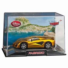 Disney Store Cars 2 Die Cast Collector Case Fabrizio 1:43 Scale NEW