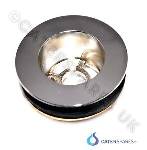 """WASTE FITTING FOR STAINLESS STEEL COMMERCIAL CATERING SINKS 40mm 1 1/2"""" SPARES"""
