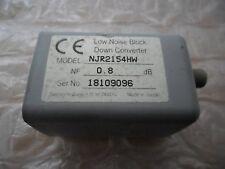 JRC Ku-band LNB Down Converter NJR2154HW RF 12.25-12.75GHz IF 950-1450MHz 15-24V