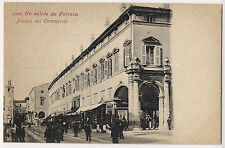 """Ferrara - Piazza del Commercio """"Un saluto da Ferrara"""""""
