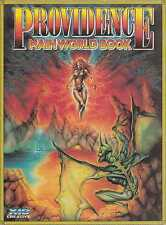 PROVIDENCE MAIN WORLD BOOK - XID CREATIVE - SCIENCE FICTION RPG BOOK - NEW
