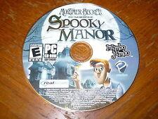 Mortimer Beckett And The Secrets Of Spooky Manor PC CD-ROM 2008 Mumbo Jumbo 98XP