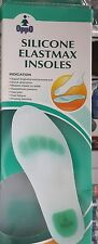 New silicone elastmax insoles for heel pain prolong standing 5407 Oppo