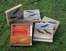 Bat House.1=One Full Assembld. 4 cub scouts.M.Holley. Firehardened Wood.Lasts