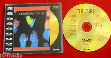 THE CURE -In Between Days- Very Rare UK CD Video (CDV)