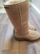 Beautiful blue mountain Ugg Boots Size 6