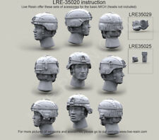 Live resin, 1/35, LRE35020, resin kits: US Army Casque Avec Housse