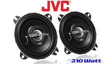210WATT  JVC 100mm LAUTSPRECHER BOXEN SET 10cm 2-WEGE KOAXE AUTO SYSTEM  NEUWARE