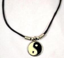 Necklace, Mens/Womens, Yin Yang
