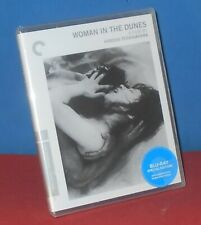 Woman in the Dunes (Blu-ray Disc, 2016, Criterion Collection)