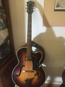 Hofner Jazz Gitarre
