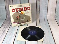 Walt Disney's Dumbo, Original Soundtrack, UK, Vinyl, LP
