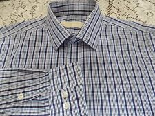 MICHAEL KORS REGULAR FIT SHIRT TINY CHECKS SIZE 15/32-33