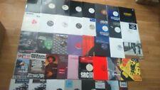 """80 X Hip-hop, rap, Soul & RnB, etc 12""""/lps Collection -/collection résolution. +"""