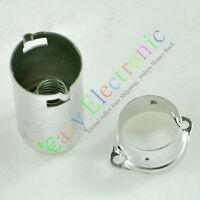 10pc 9Pin Tube sockets Shield Cover for audio AMP 12AX7 12AU7 ECC82 ECC83 DIY