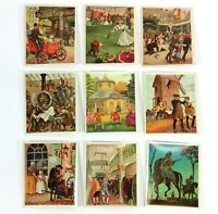 German Tobacco Cigarette Cards Culture Vintage Antique 1930s 289DA