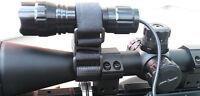 Torch Laser Rifle Scope Light Clamp Mount for Streamlight LED Flashlight