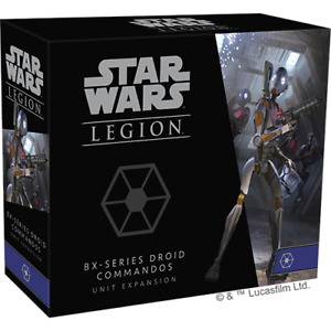 Star Wars Legion - BX series Droid Commandos Unit Expansion