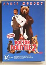 Doctor Dolittle 2 - Special Edition (Eddie Murphy) DVD GREAT condition(Region 4)