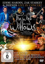 DVD Wind In The Willows Live von Eddie Hardin, Zak Starkey and Friends DVD