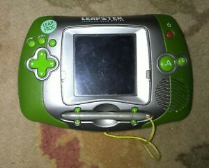 LeapFrog Leapster Learning console with rechargable battery