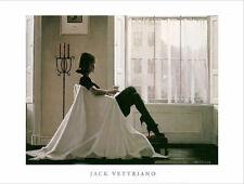 Jack Vettriano Valentine Rose 60x80 premium open edition print
