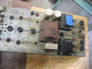 Seeburg 222 amplifier #3
