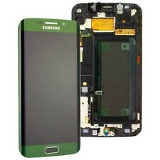 écran LCD Ensemble complet GH97-17162E Vert pour Samsung Galaxy S6 Edge G925F