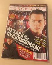 TORCHWOOD OFFICIAL MAGAZINE ISSUE 12 John Barrowman Gareth David Lloyd Eve Myles