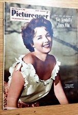 PICTUREGOER FILM MAGAZINE: PIPER LAURIE - MARILYN  MONROE - April 1954