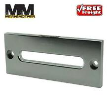 Mean Mother Solid Alloy Fairlead Non Offset for Synethic Rope Winch AF01B