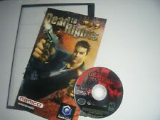 Dead to Rights ( Nintendo GameCube ) Wii